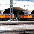 Y 8000 de 1986 à Paris-Austerlitz