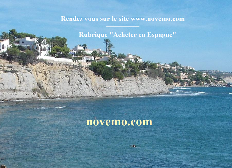 Immobilier Espagne 1