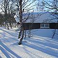 Hiver à røros 4 - vinter på røros