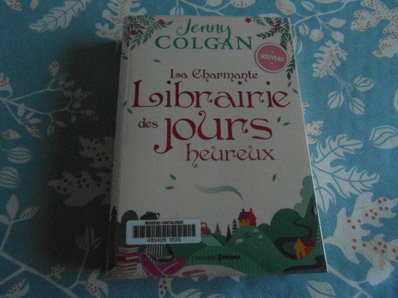 La charmante librairie