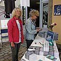 Francoise Sylvestre et Sylvie Eschbach