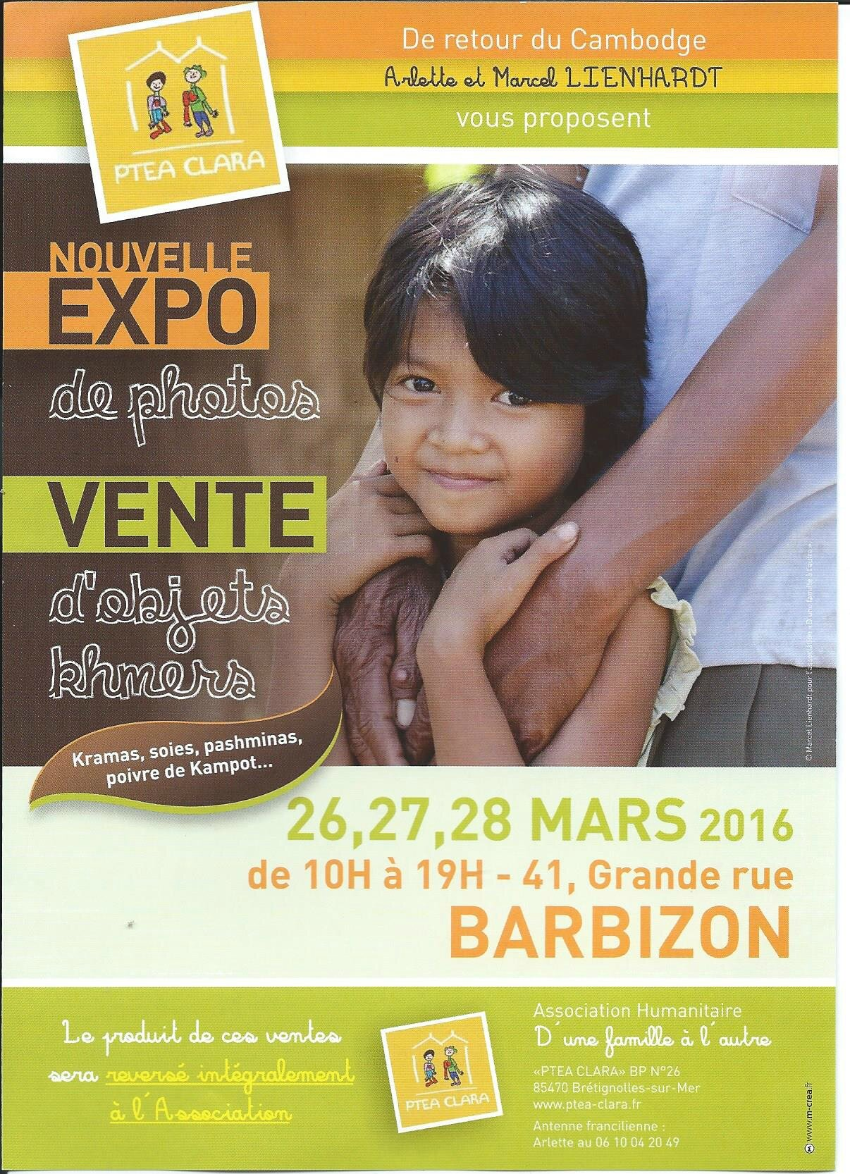 expo Barbizon 03 16