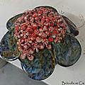 boule de fleurs 1