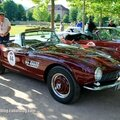 Bmw 507 convertible de 1957 (paul pietsch classic 2014)