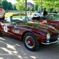 Bmw 507 convertible de 1957 (paul pietsch classic 2014)