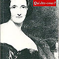 Mary shelley, qui êtes-vous ?