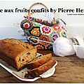 Cake aux fruits confits by pierre hermé