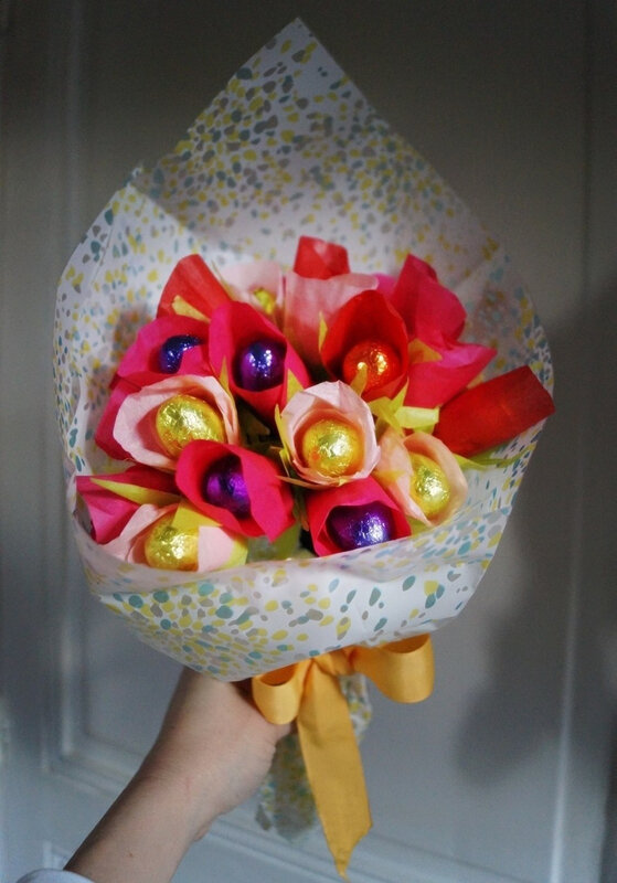 DIY-Bouquet-chocolats-emballe