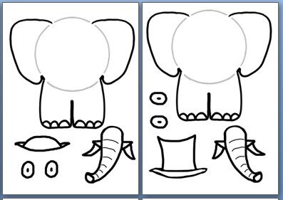 306_Outils pour la classe_Les petits éléphants (62d)