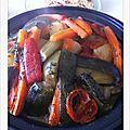 Tajine de boeuf aux légumes
