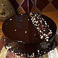 Gâteau d'anniversaire vic 19 ans
