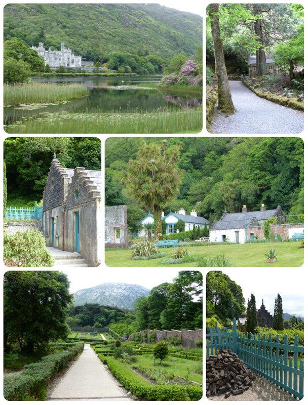 Irlande Jour 9 Kylemore Abbaye