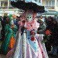 Carnaval Vénitien d'Annecy organisé par ARIA Association Rencontres Italie-Annecy (80)