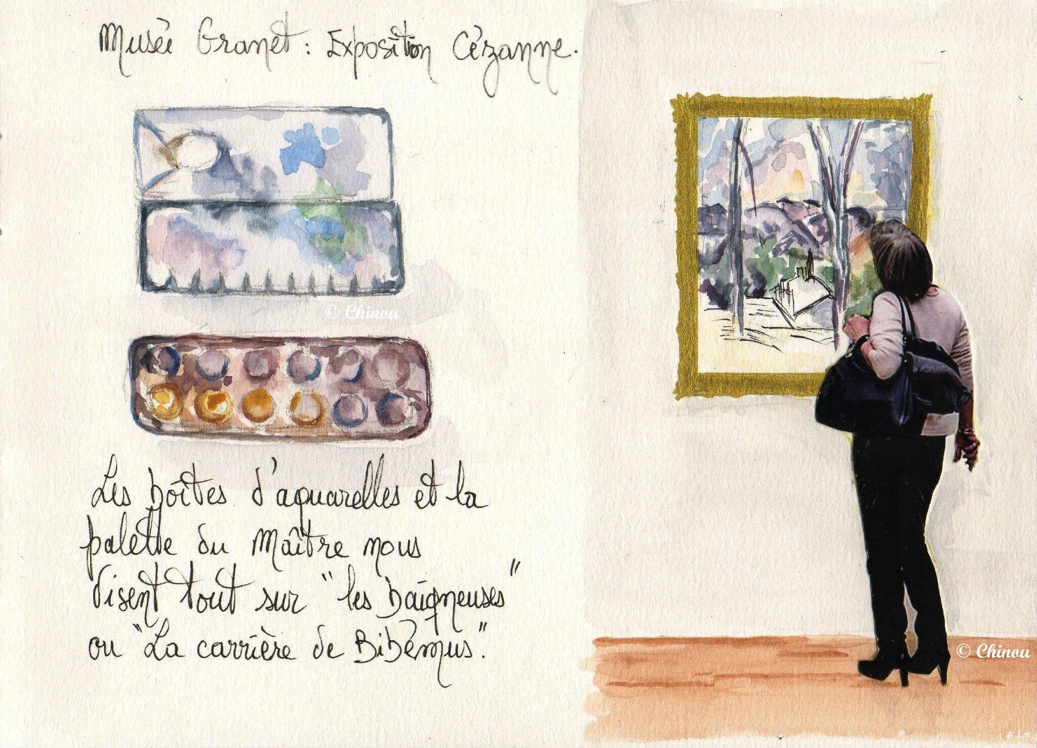 Exposition Cézanne