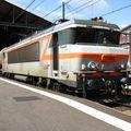 BB 7380 en gare de Toulouse Matabiau