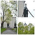 Helsinki - Suomenlinna - la chapelle