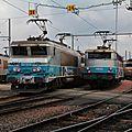 Des locos, des locos ô dépôt d'Bordo!