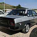 Fiat 131 Racing rear