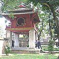HANOI - le temple rouge