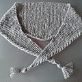 Twisted Edge Shawlette
