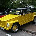 Volkswagen type 181 kurierwagen 1970