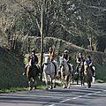 La Balade du Jambon - Balade à cheval dans le mortainais (23)