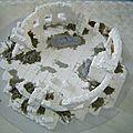 Sda : les ruines du mont venteux : peinture et finalisation