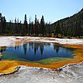 Us national parks : yellowstone