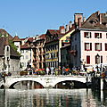 Annecy, le vieil Annecy (74)