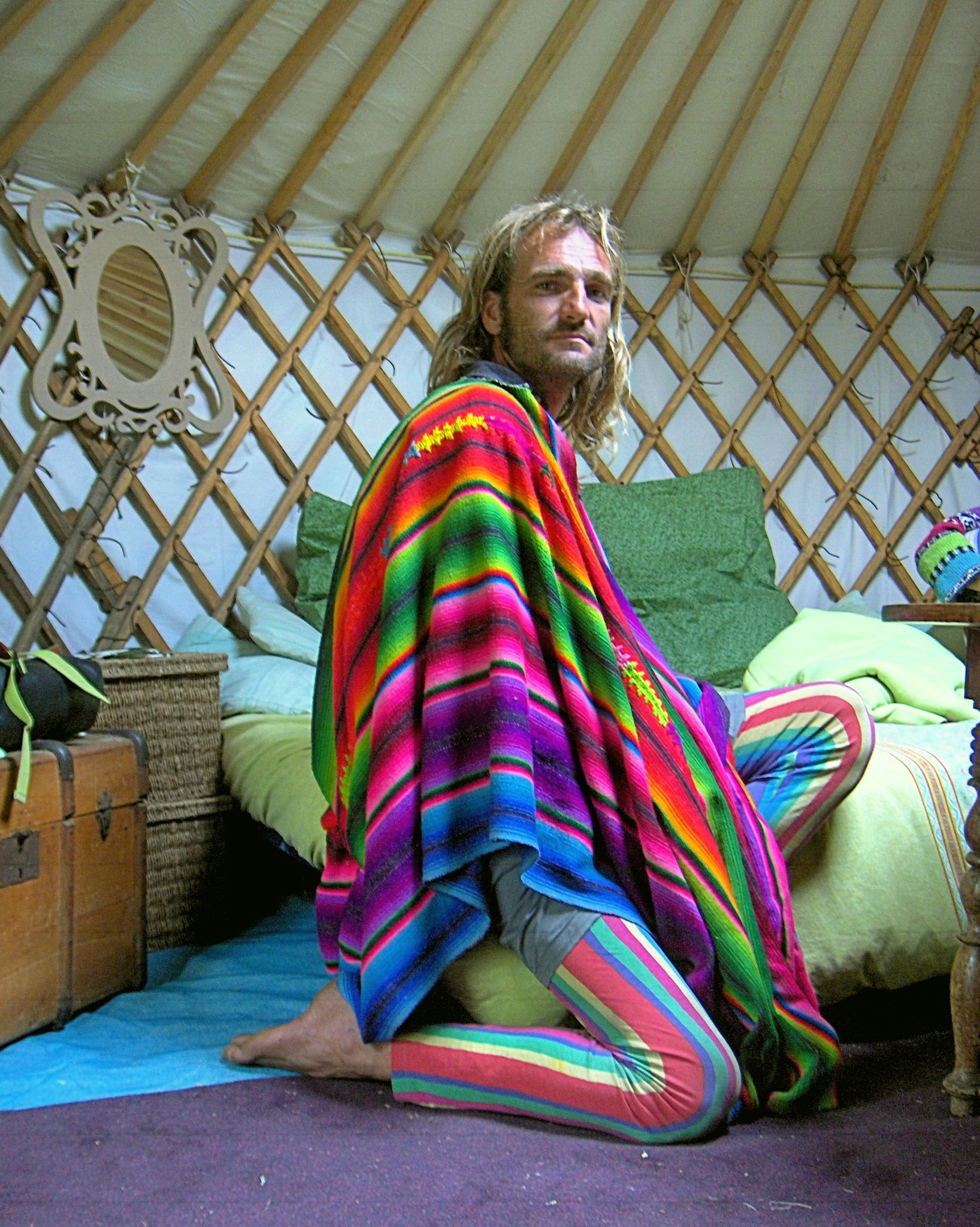 tribu vivace yurtao 23