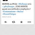 L' #ump de #mulhouse lance de graves accusations contre le #ps ! peut-on en savoir plus ?
