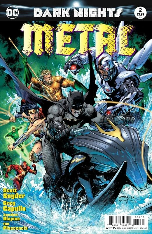 rebirth dark nights metal 02 jim lee variant