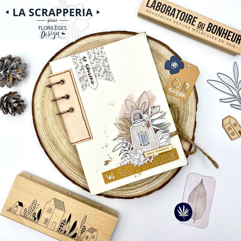 Un mini album par Elena - La Scrapperia