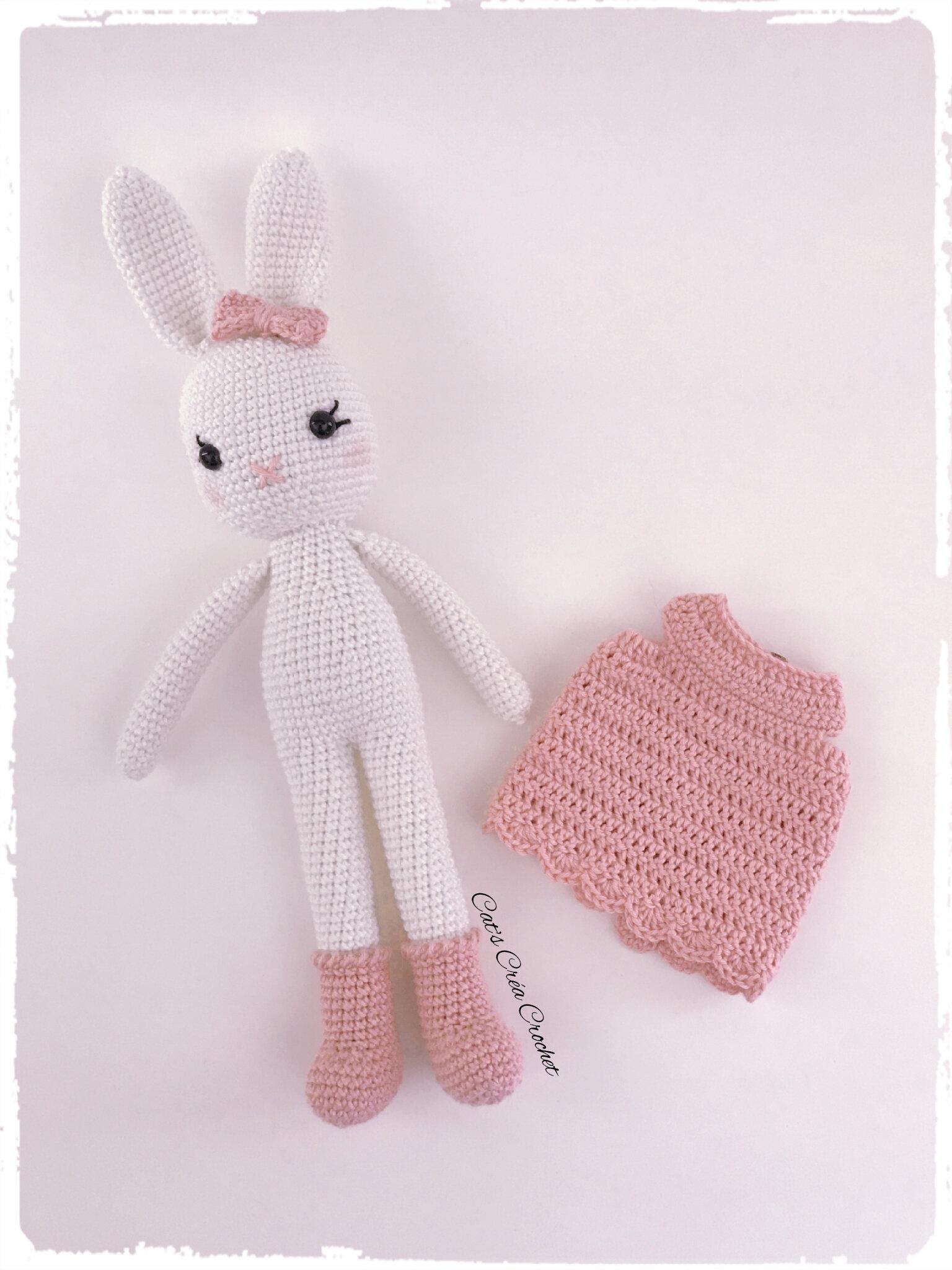 Doudou lapin patron au crochet - lespelotesandco.over-blog.com | 2048x1536
