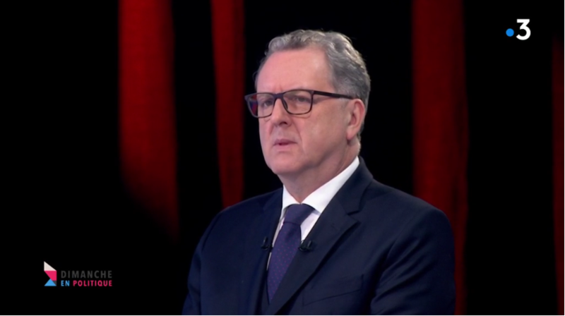 RICHARD FERRAND DIMPOL MEDIA DIXIT WORLD