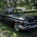 Cadillac fleetwood 75 limousine-1958