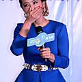 Jolin at head & shoulders event in xi'an