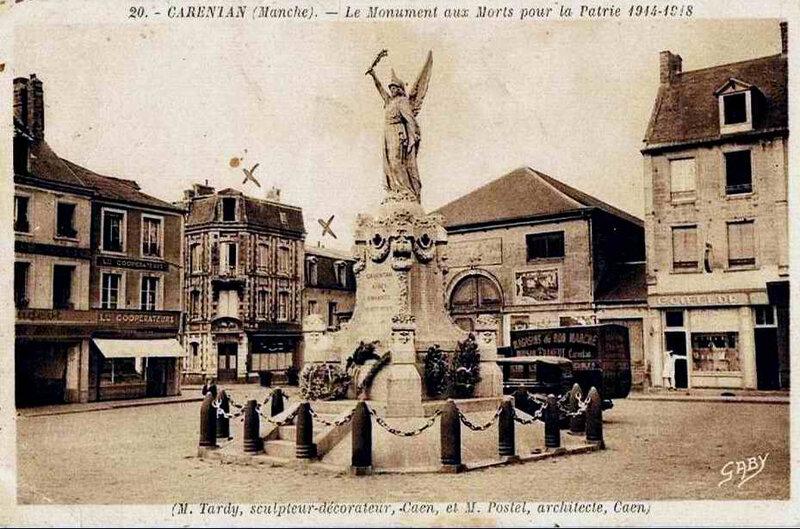 Monumum Carentan