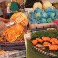préparation du jackfruit dans little india