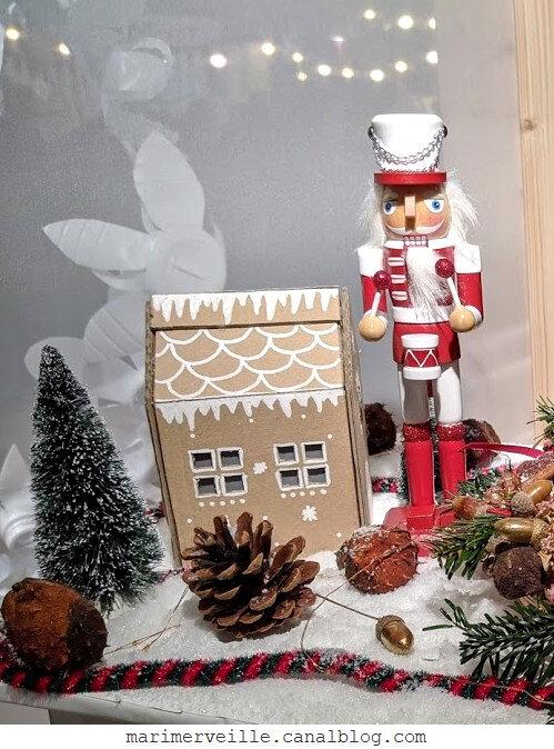 Audray rochais 3 - vitrine conte de Noël - csf 2019 - blog marimerveille
