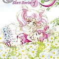 Sailor moon short stories tome 1 ~~ naoko takeuchi