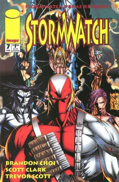 wildstorm stormwatch 07