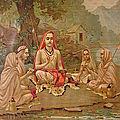 Brahman est-il conscient de lui?