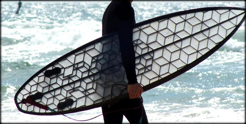 hexasurfboard