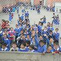 1 On est garé juste devant une école à Dogubayezit
