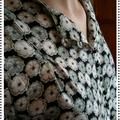 Robe liberty toria noir