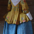 Le costume provençal féminin