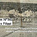 12 - filippi antoine - n°361 - journaux