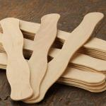 unfinished_wood_wavy_paddle_fan_sticks
