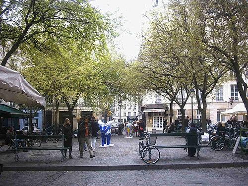 La Place Du March U00c9 Sainte-catherine